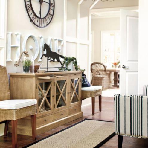 cosette entryway furniture collection ballard designs - Entryway Decor