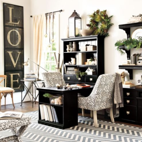 katherine home office furniture collection ballard designs. beautiful ideas. Home Design Ideas