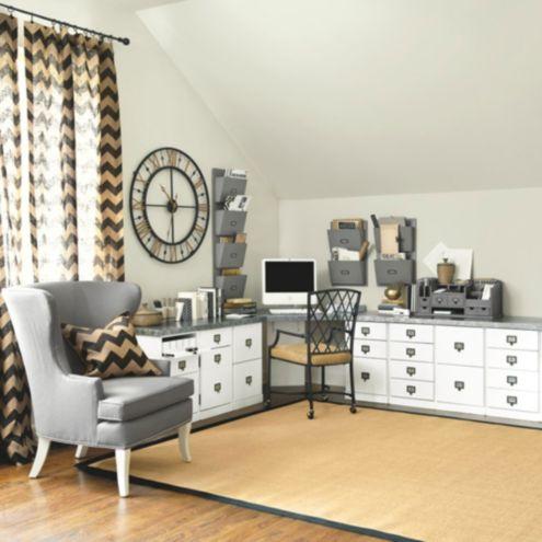 hartman home office furniture collection ballard designs - Ballards Home Design