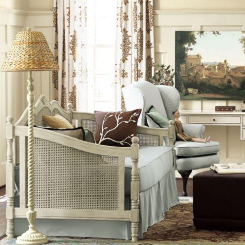 - Cane Daybed Ballard Designs