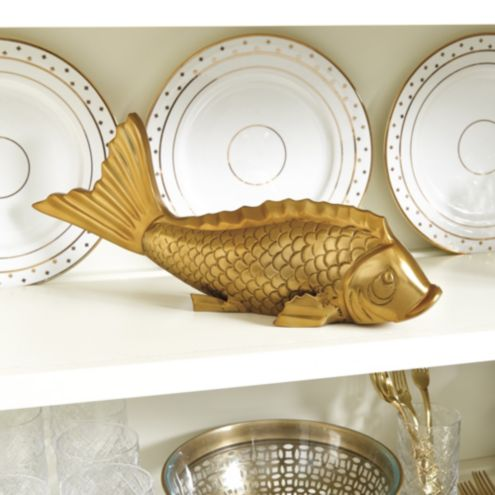 Bunny Williams Koi Fish Objet
