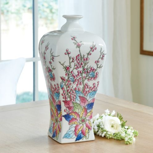 Imperial Porcelain Vase