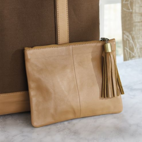 Bunny Williams Carryall Pouch