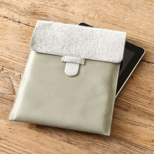 Hair on Hide Tablet Case