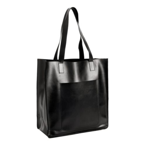Minimalist Leather Tote