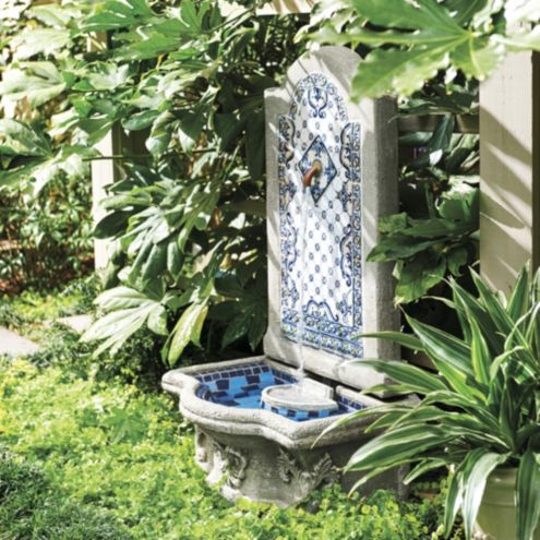 Antilles Mosaic Fountain