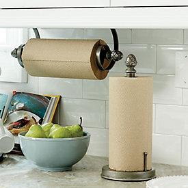 Ballard Under Cabinet Mount Paper Towel Holder Ballard