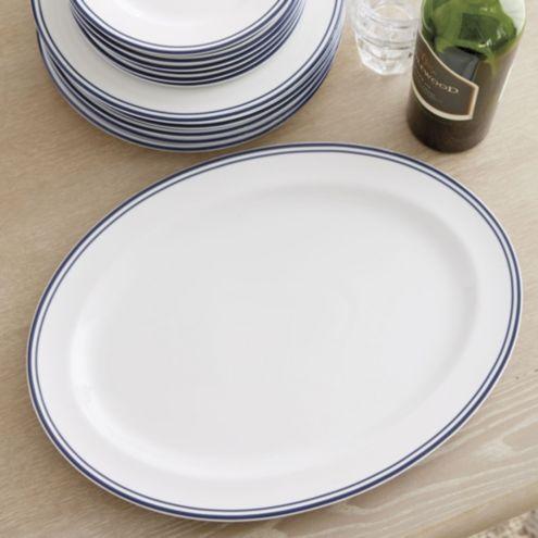 Café Serving Platter