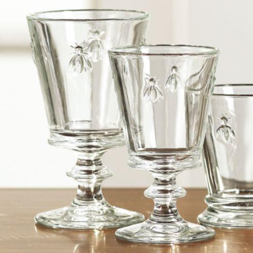 Bee Glassware - Set of 4