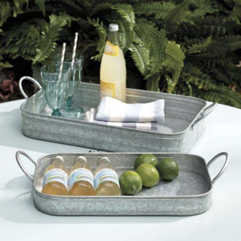 Hayden Nesting Trays | Set of 2