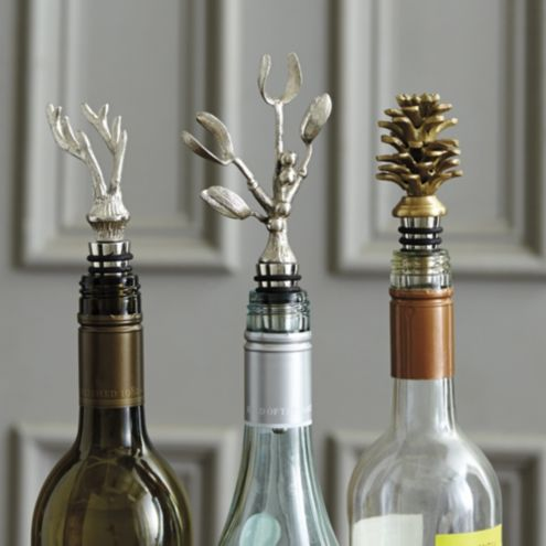 Winter Wine Stoppers