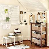 laundry room decor ballard designs