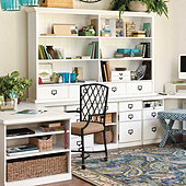 Original Home Office™ Hutches Home Design Ideas