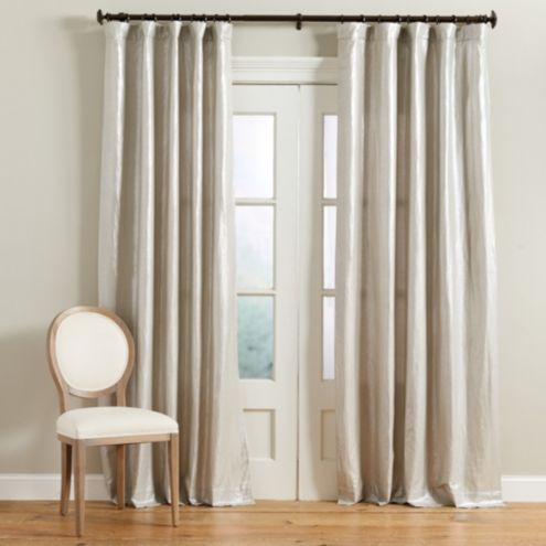Celestine Metallic Drapery Panel