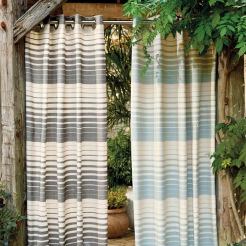 Hampton Indoor/Outdoor Drapery Panel
