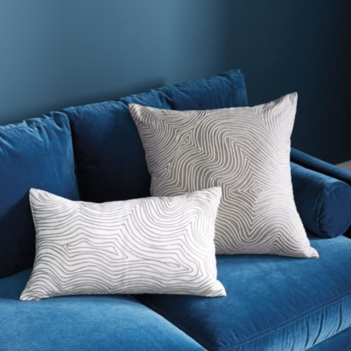 Mara Crewel Pillow Cover
