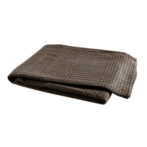 Holmes Windowpane Winter Throw