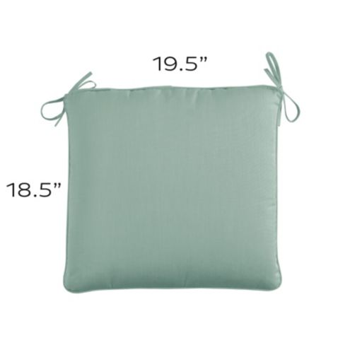 Chair Cushion with Knife Edge - A