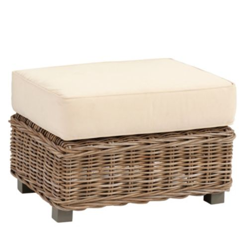 Capri Small Ottoman Cushion