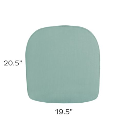 Chair Cushion with Knife Edge - K