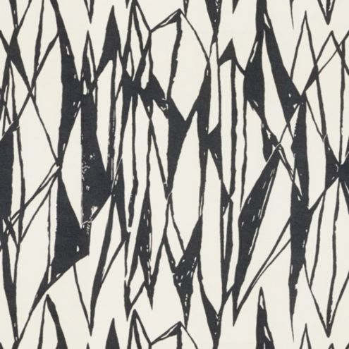 Teigen Gray Fabric by the Yard