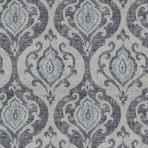 Arryana Slate Fabric by the Yard