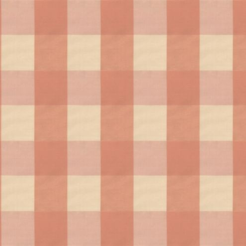 Buffalo Check Blush Fabric by the Yard
