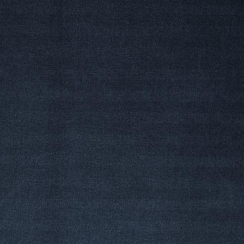 Davidson Herringbone Indigo Fabric by the Yard