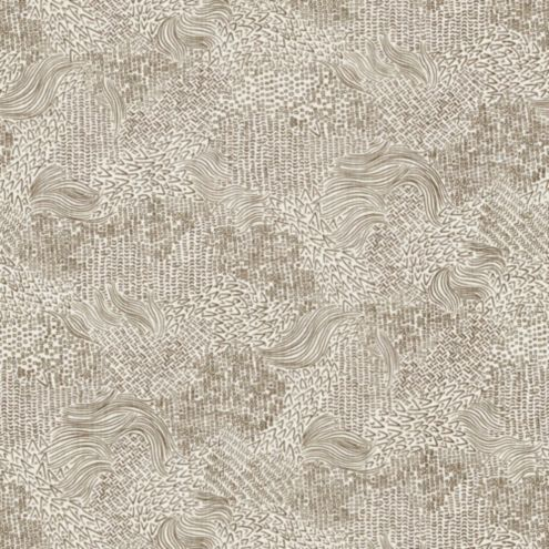 Max Taupe Fabric by the Yard