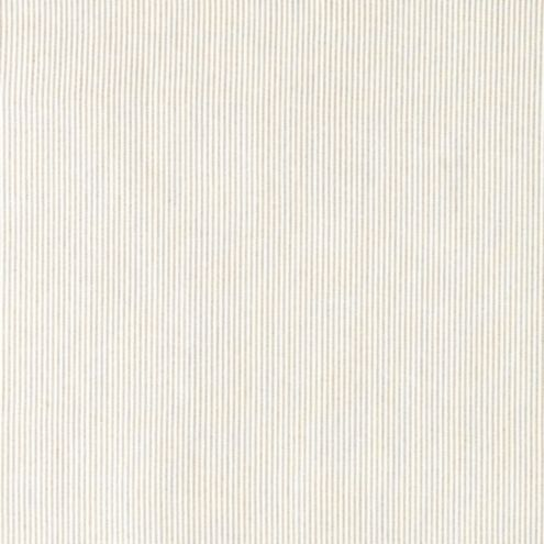 Suzanne Kasler Signature 13oz Linen Flax/Blanc Small Stripe