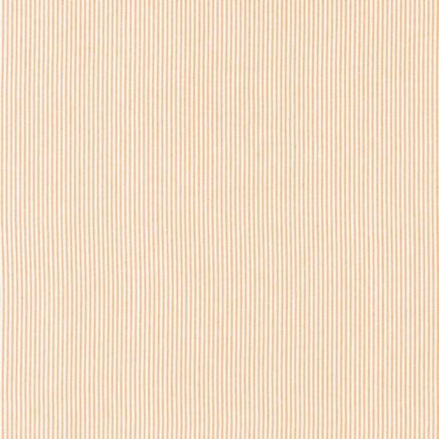 Suzanne Kasler Signature 13oz Linen Mandarin/Blanc Small Stripe