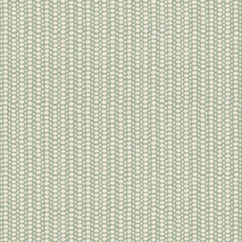 Bermuda Mint/White Sunbrella® Swatch