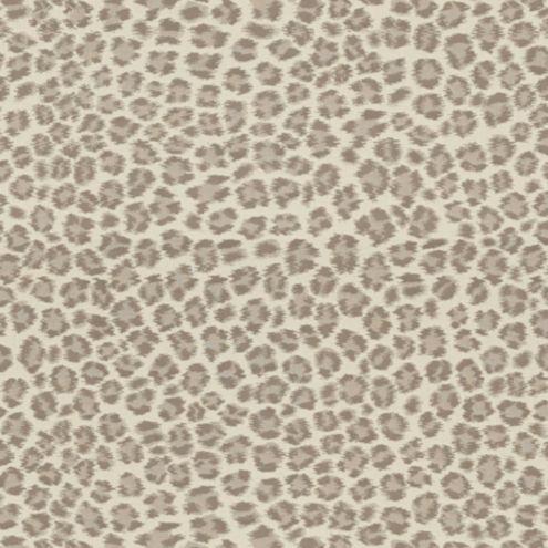 Cheetah Taupe Sunbrella® Fabric by the Yard