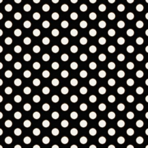 Dottie Black Sunbrella® Fabric by the Yard