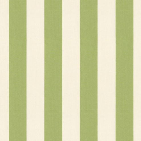 Canopy Stripe Kiwi & Sand Sunbrella® Fabric