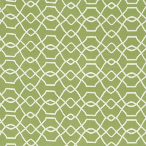 Trellis Kiwi Sunbrella® Fabric by the Yard