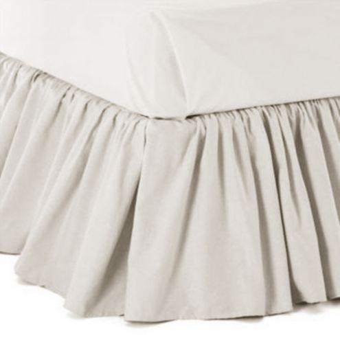 Ballard Custom 16 inch Ruffled Bedskirt