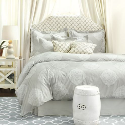 Lola Medallion Duvet Cover