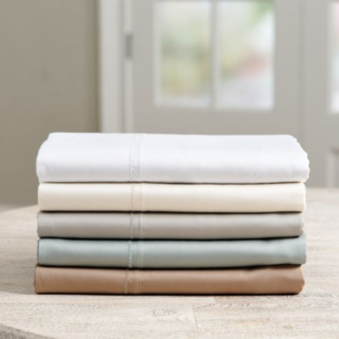 Casa Florentina Sateen Sheet Set