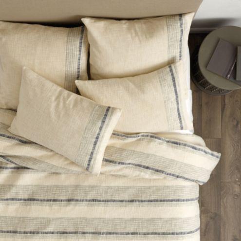 Brooks Striped Duvet Cover