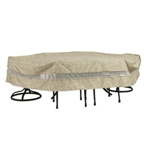 Outdoor 110in Oval/Rect Table/Chairs Cover