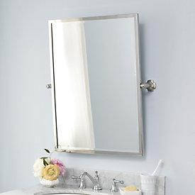 Laurens Pivot Bath Mirror