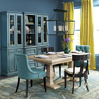 Dining room furniture collections ballard designs for Ballard designs dining room