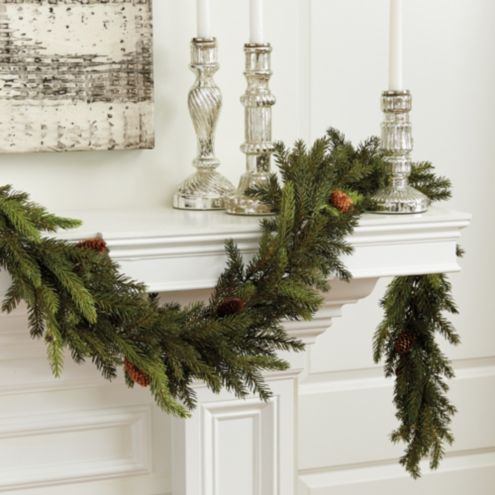 Angel Pine Garland | Holiday Accessories