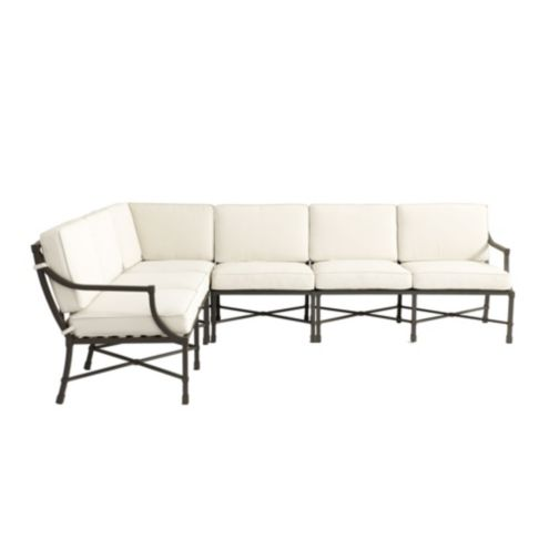 Suzanne Kasler Directoire 4 | Piece Sectional
