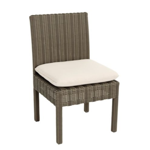 Sutton Outdoor Dining Side Chair - Set of