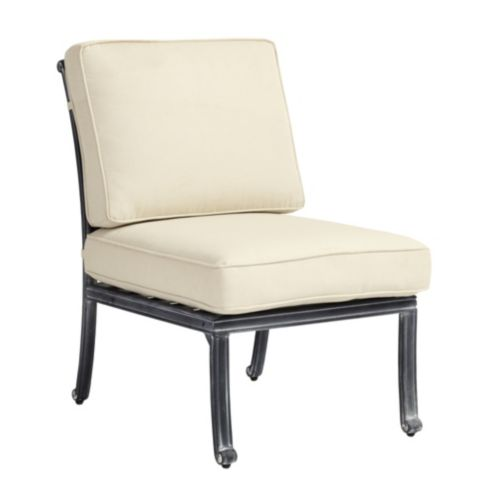 Maison Armless Lounge Chair