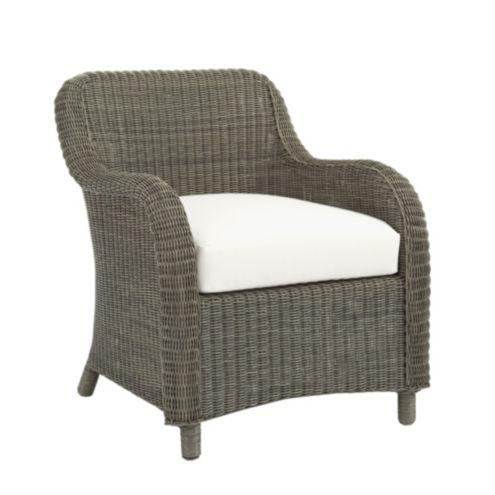 Suzanne Kasler Versailles Dining Arm Chair