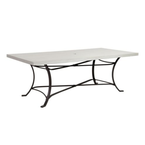 Bunny Williams La Colina 84' Rectangle Dining Table