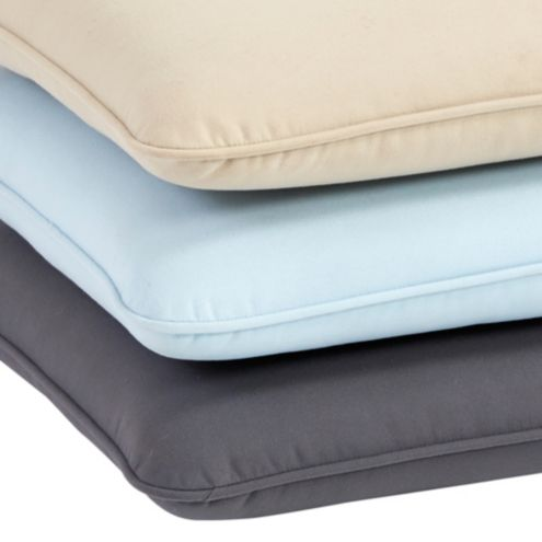 Ballard Basic Outdoor Replacement Chaise Cushion with Knife